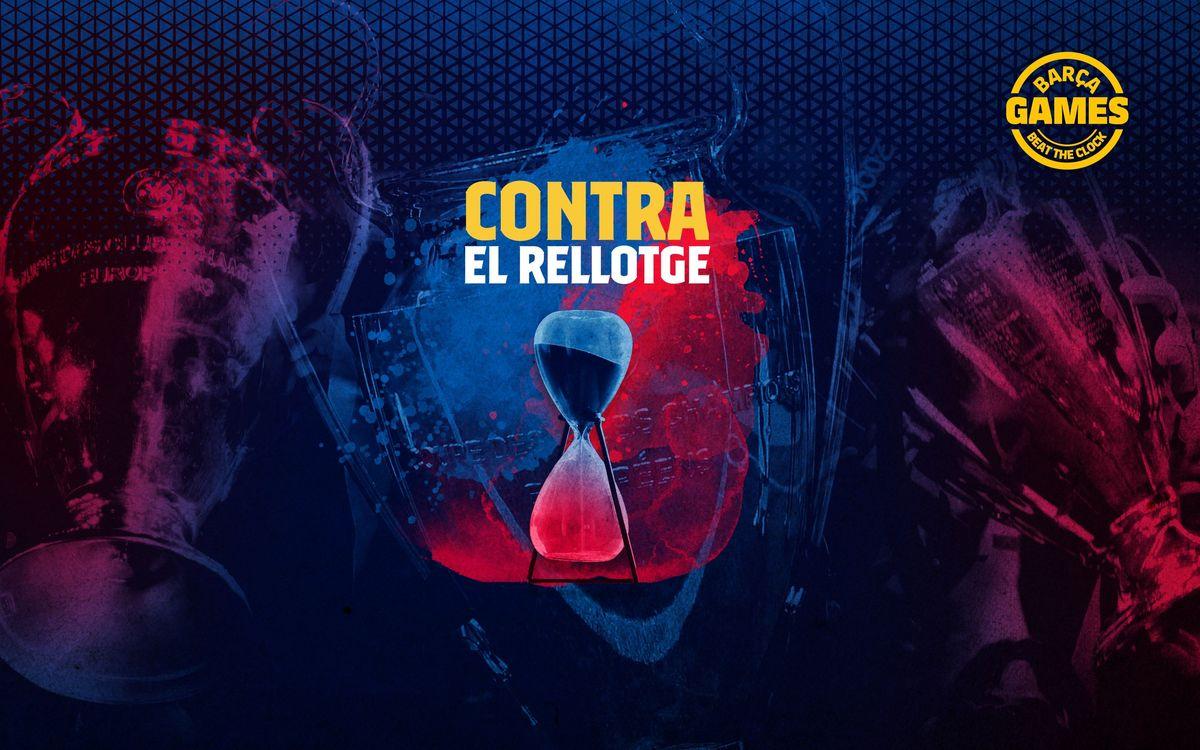 CONTRA EL RELLOTGE | Anomena els 34 culers que han jugat una final de Champions en aquest segle