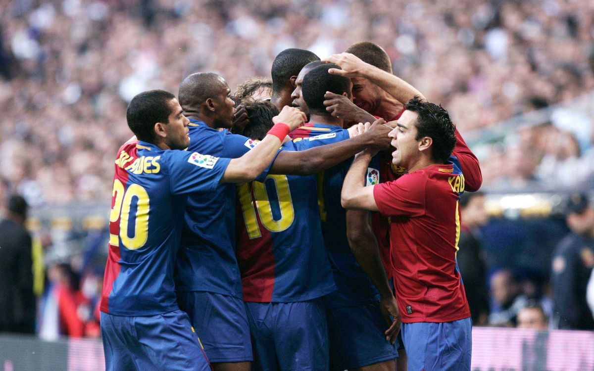 11 years to the day since the 6-2 away win against Real Madrid