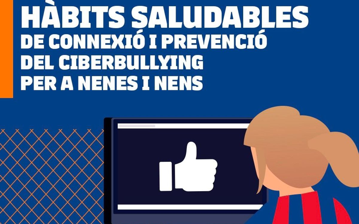La Fundació Barça alerta de l'increment del 'cyberbullying' durant aquest període de confinament