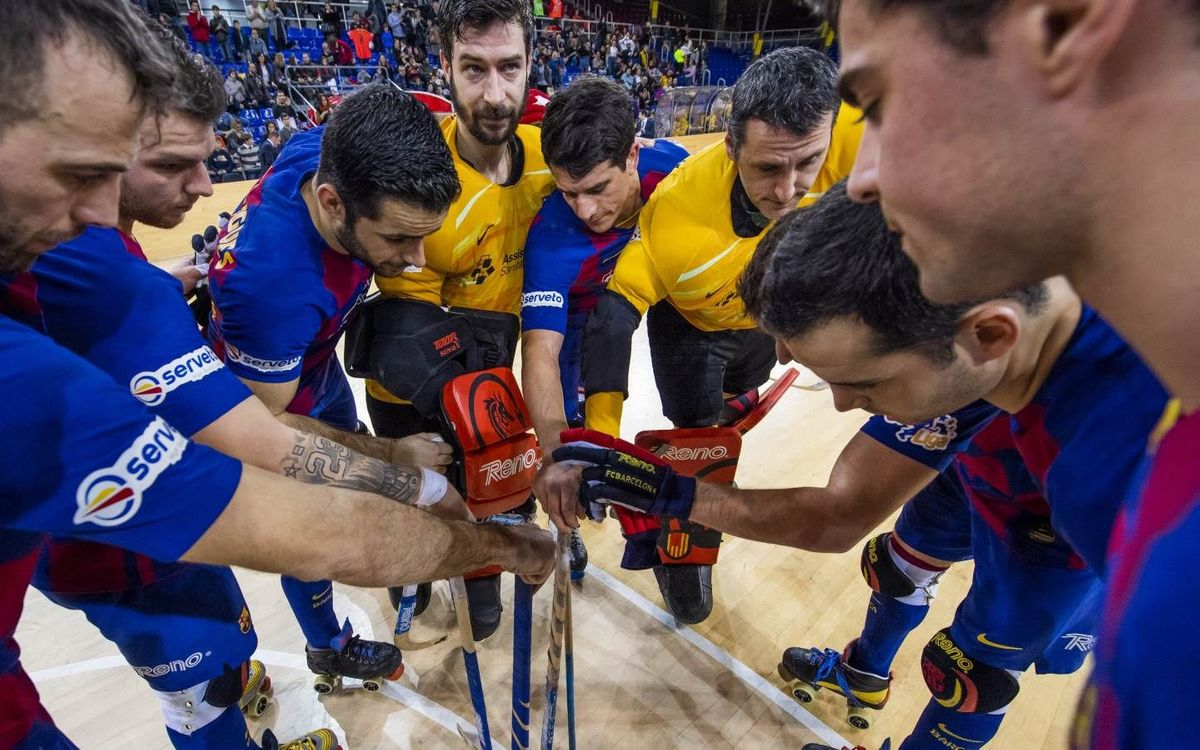 Barça OK League champions as rest of season cancelled