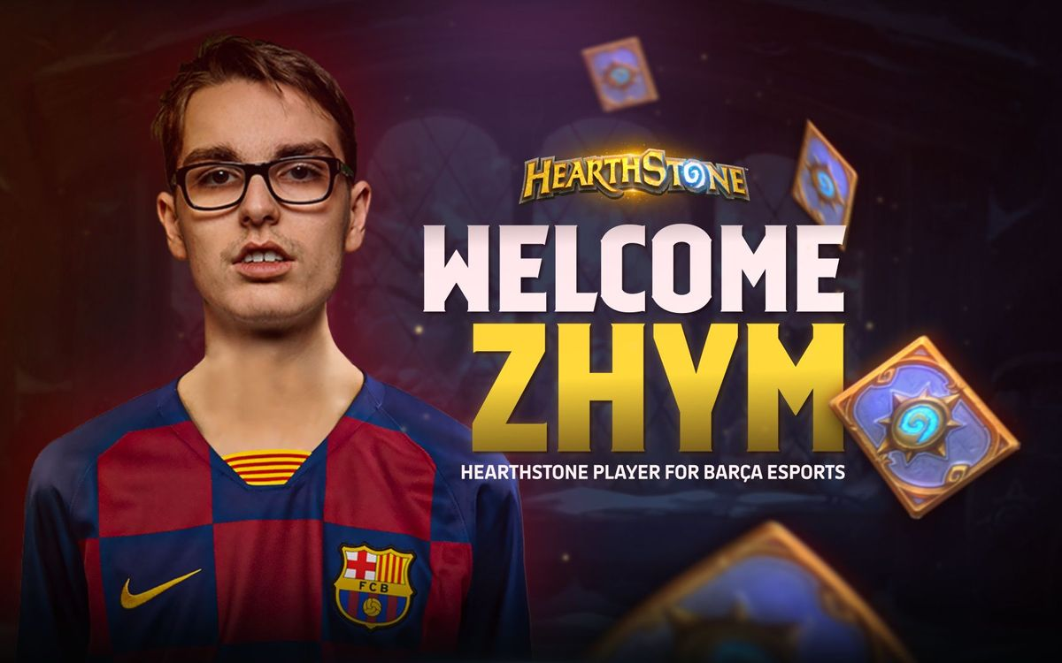 Barça creates Hearthstone team