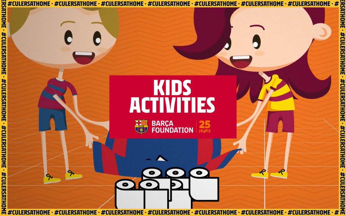 Kids Activities: Teamwork is helping at home