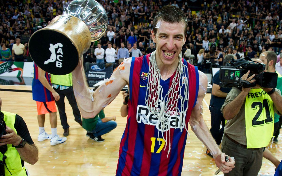 Fran Vázquez anuncia que es retira del bàsquet professional