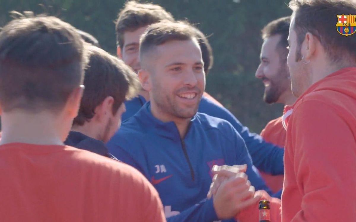 Jordi Alba vs fans: Qui guanyarà?