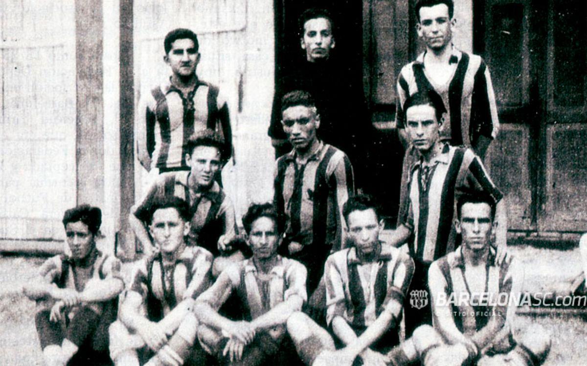 Guayaquil compte une équipe blaugrana