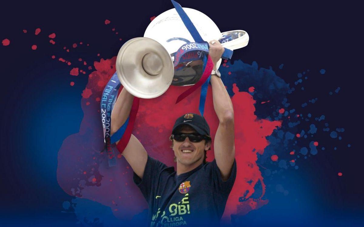 Edmilson a remporté la Ligue des Champions et la Coupe du Monde