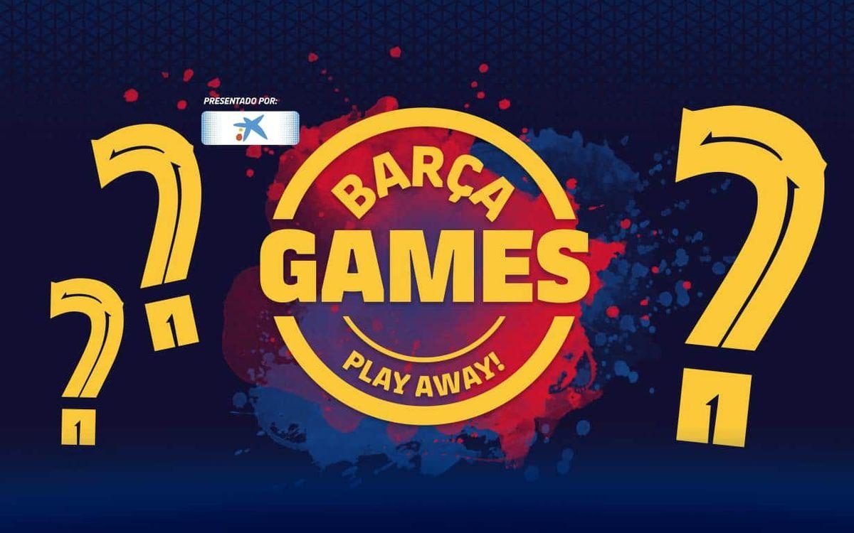 Barça Games: Edición familiar