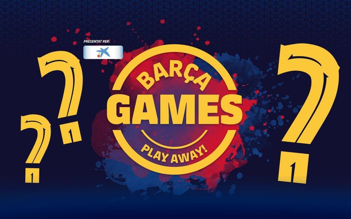 Barça Games: Edició familiar
