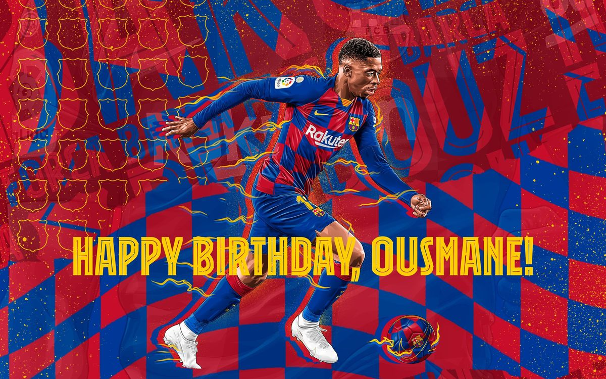 A question for his birthday: which is Ousmane Dembélé's best goal for Barça?
