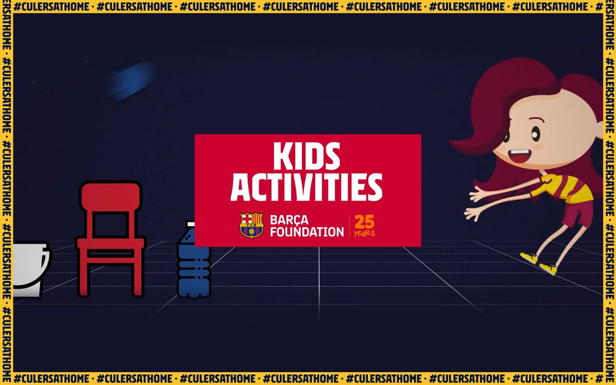 Kids Activities | Ambition: the goal is to learn to live together at home