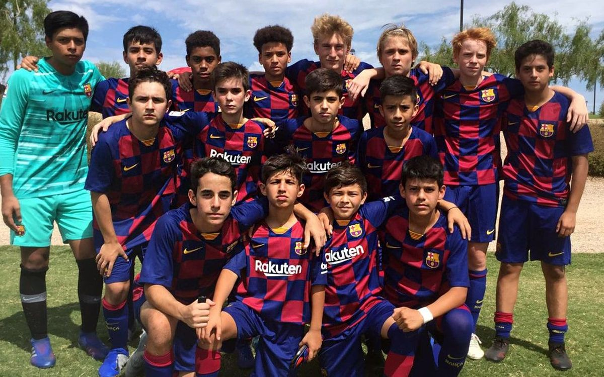 La Barça Residency Academy, fundadora de la MLS Elite Player Development