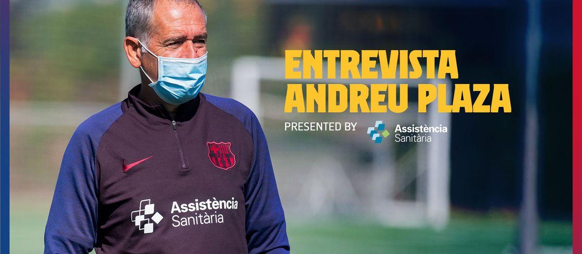 """Andreu Plaza: """"Mental i físicament necessitàvem tornar"""""""