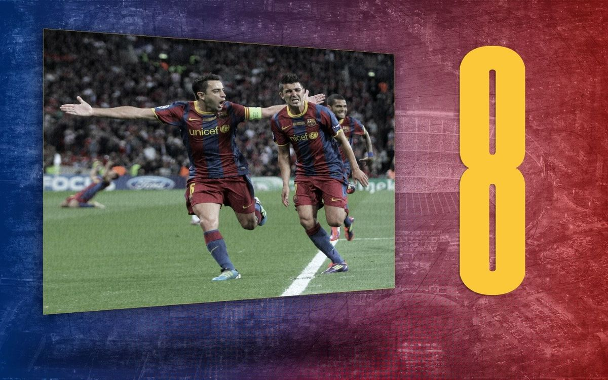 Stat of the Day: 8 | European Cup Finals