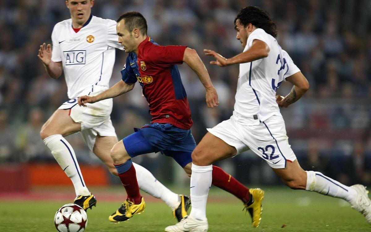 """Iniesta: """"La final de Roma ha estat un dels millors partits que he jugat"""""""