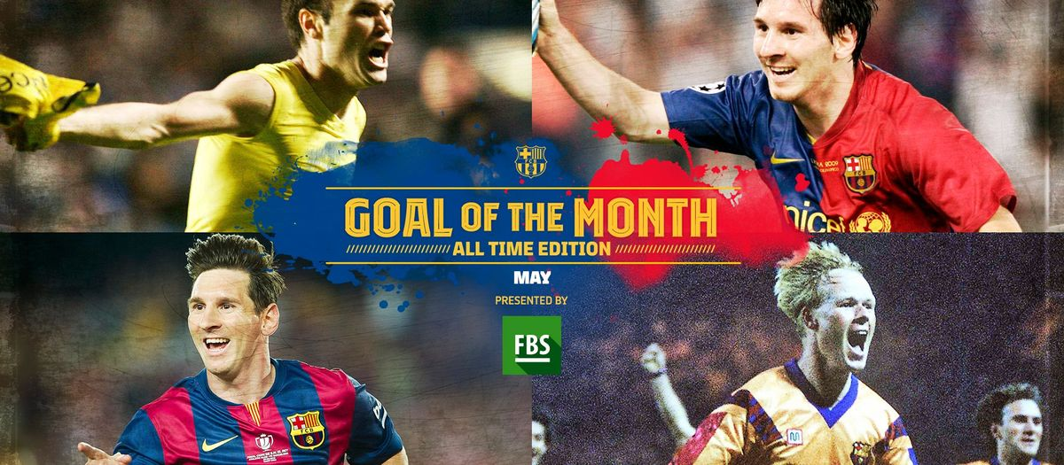 The best goal of all time in May?