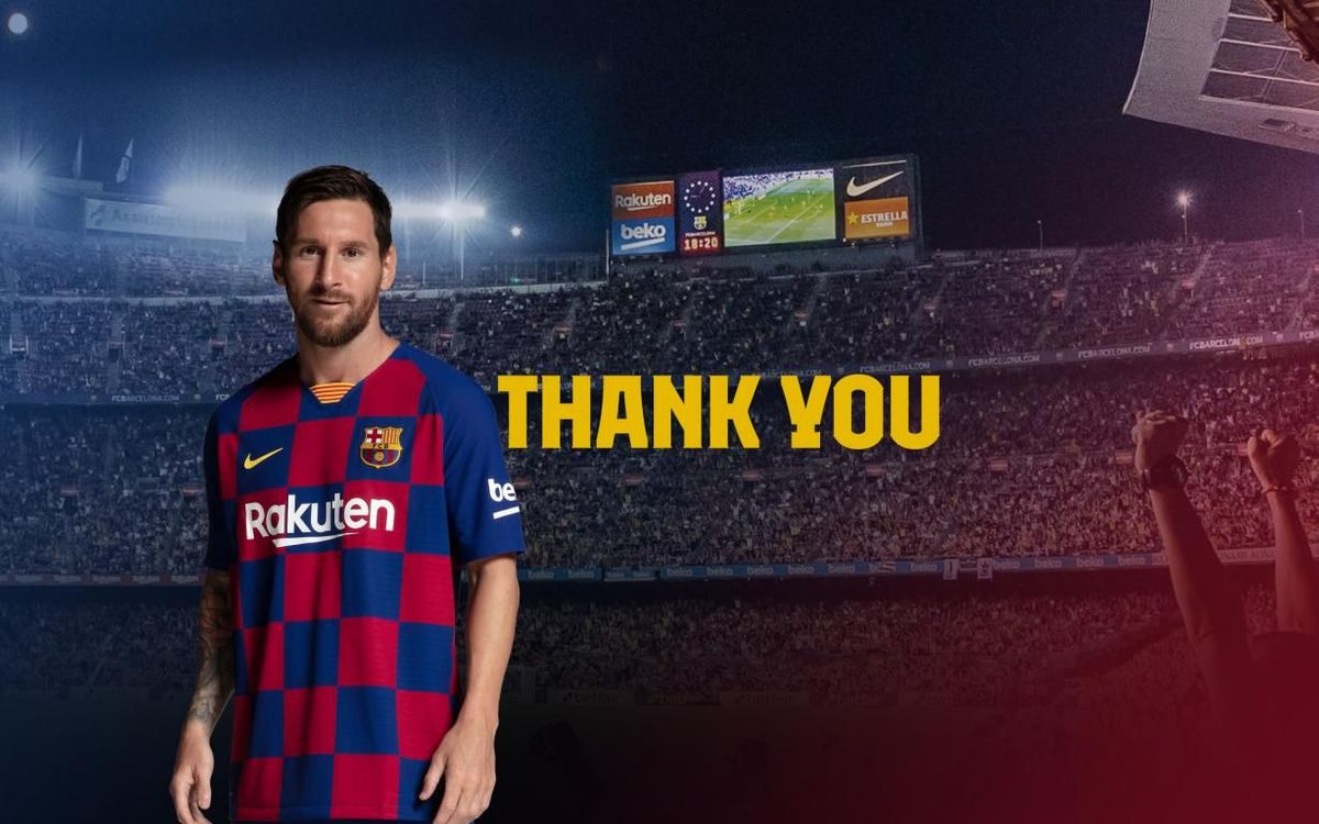 Barça thanks partners for their support as part of the extraordinary blaugrana family