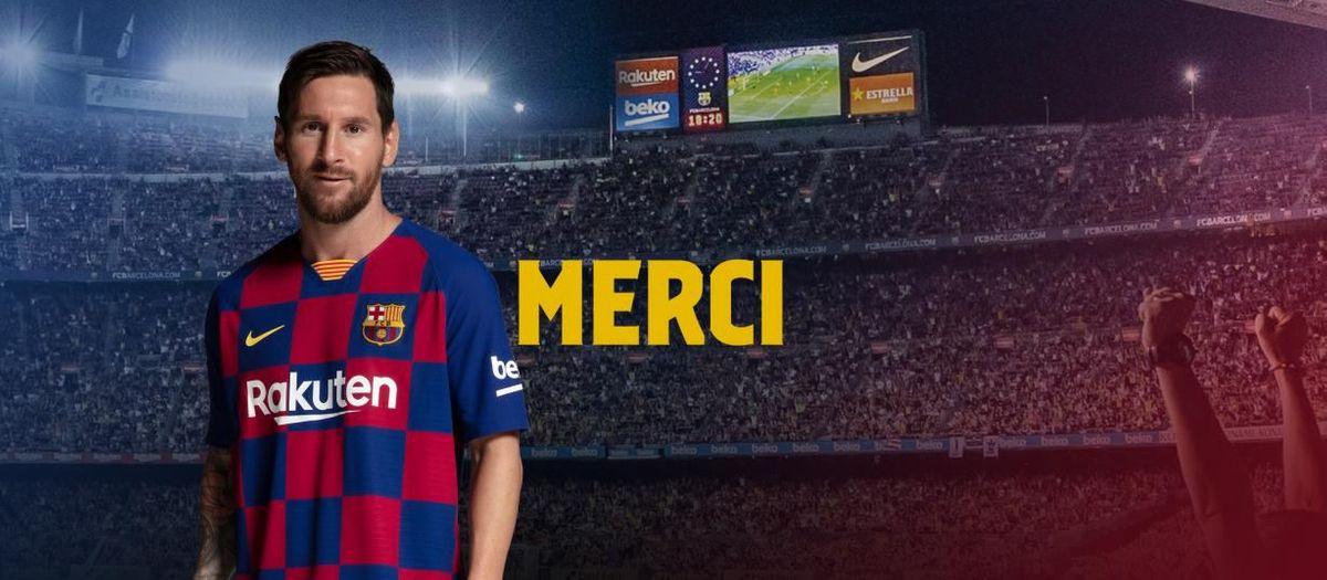 Le Barça remercie le soutien de ses partenaires en tant que membres de la famille extraordinaire blaugrana