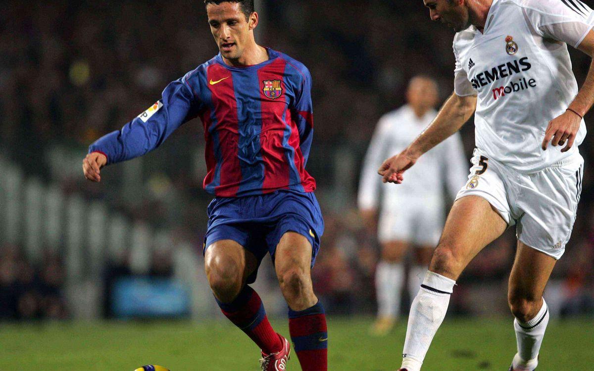 """""""Sempre explico com un noi que era porter de futbol sala pot acabar marcant un gol a la final de la Champions"""""""
