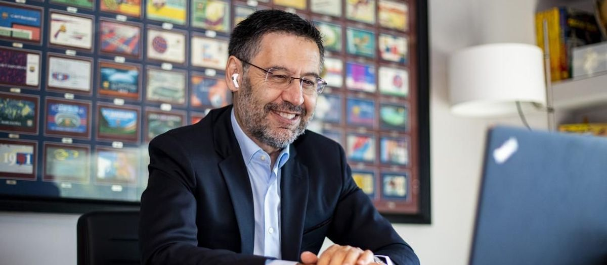 Josep Maria Bartomeu, protagonist at the London Business School