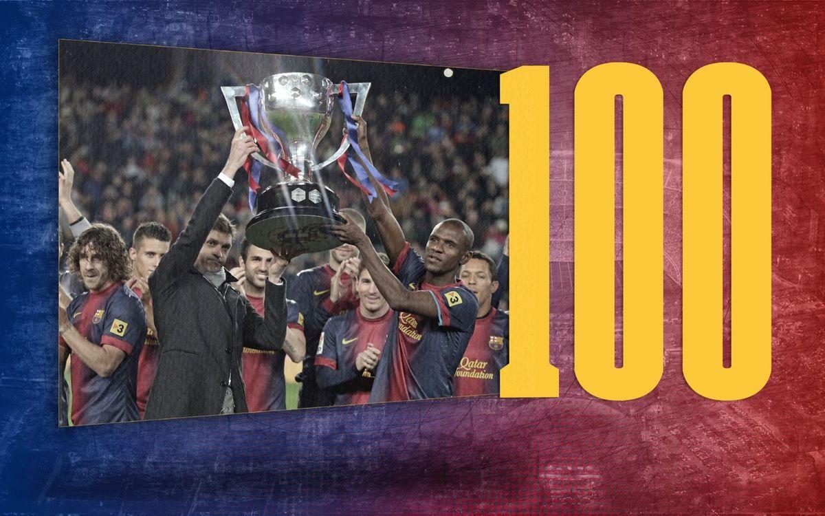El dato del día | 100: Los puntos de la liga de Tito Vilanova