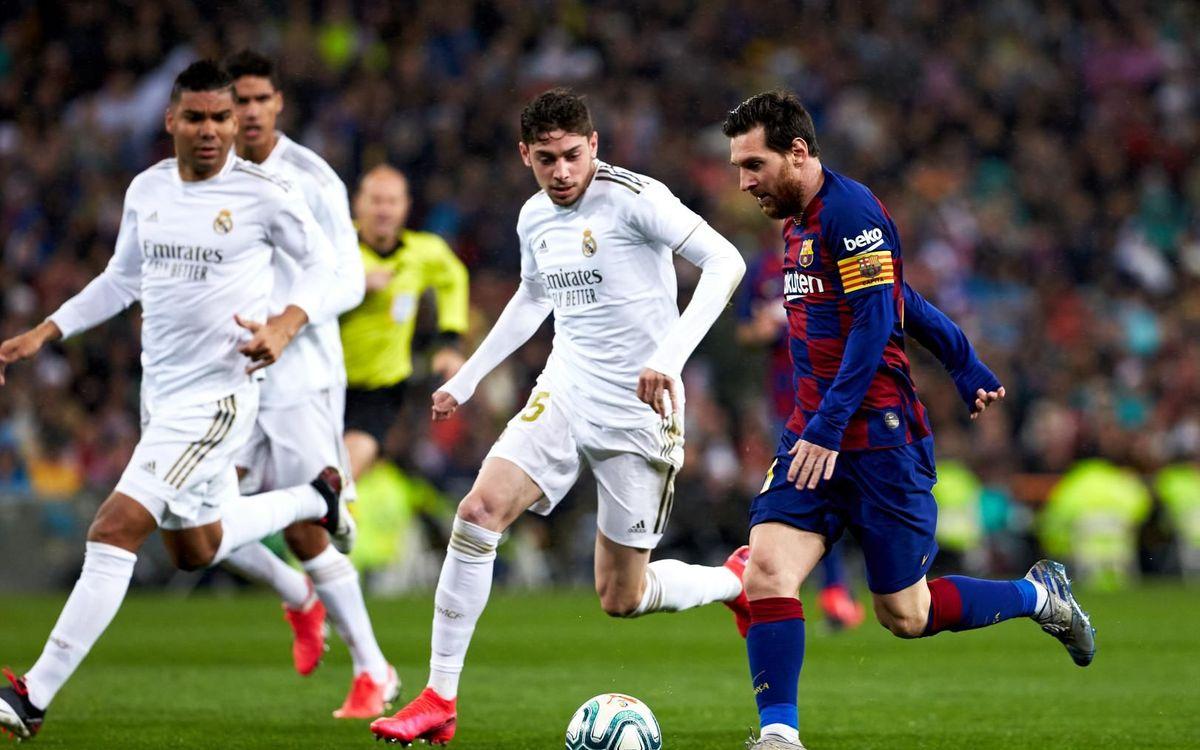 Onze jornades decisives per al FC Barcelona i per al Madrid