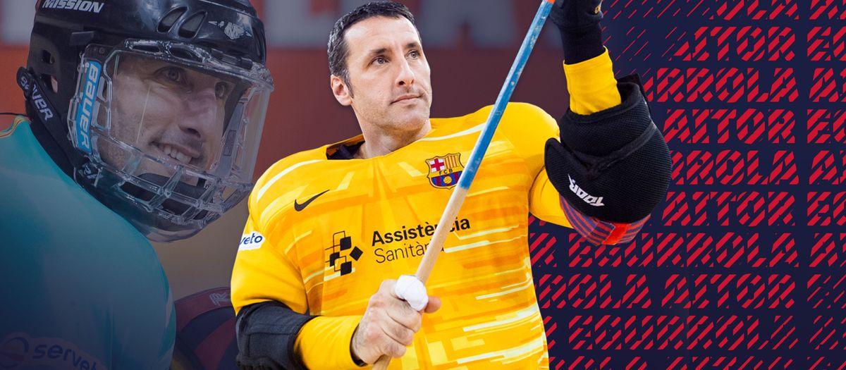 Aitor Egurrola renueva con el Barça hasta el 2021