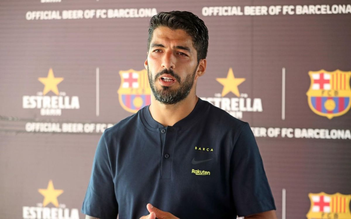 Luis Suárez: 'We are adapting to playing in so much heat'