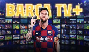 Barça TV + Messi