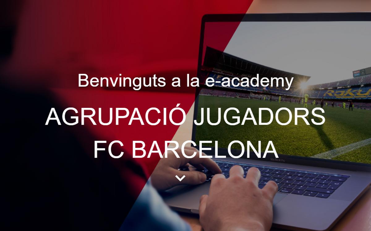 Participació històrica als cursos per a exfutbolistes del FC Barcelona