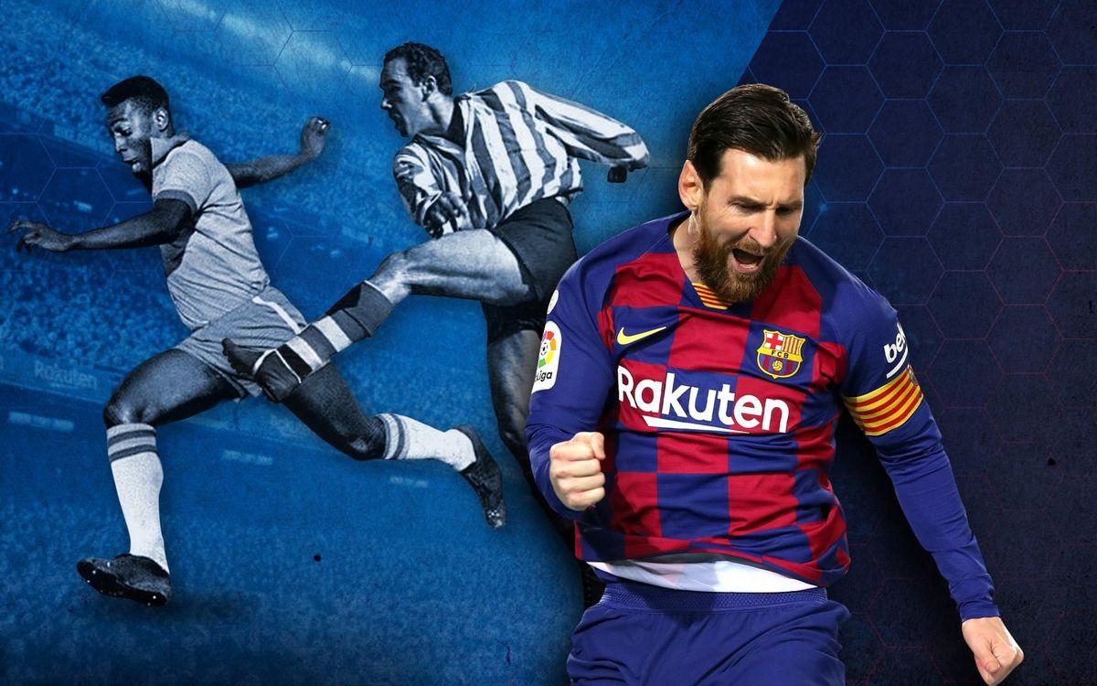 Les prochains défis de Messi