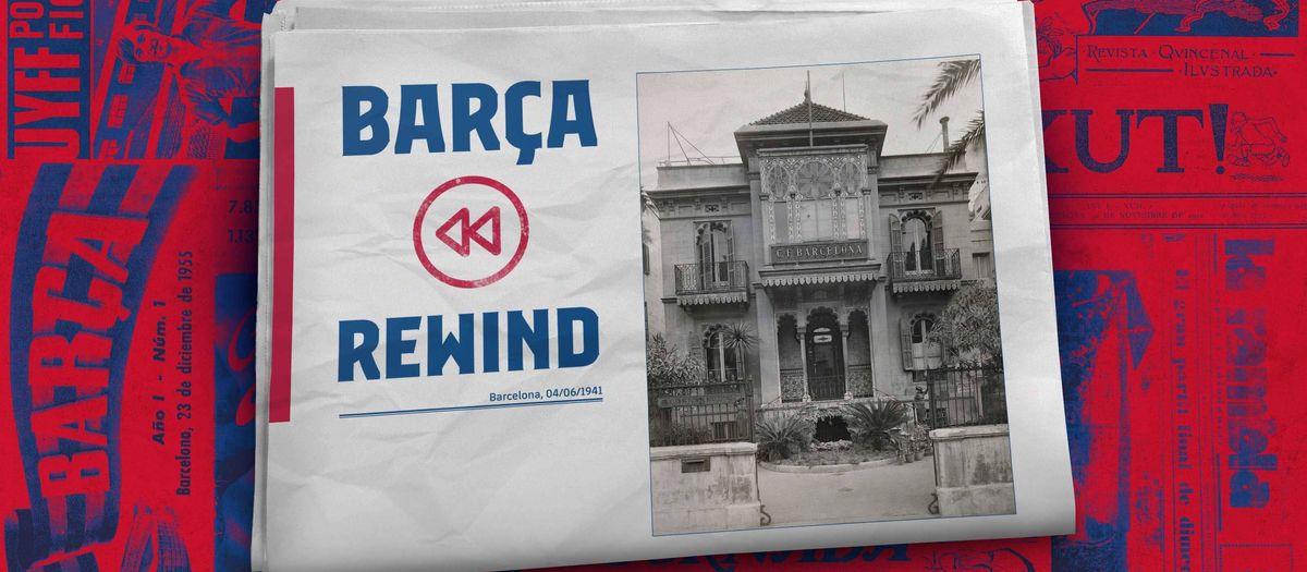 4 de juny del 1941: El xalet de Méndez Vigo