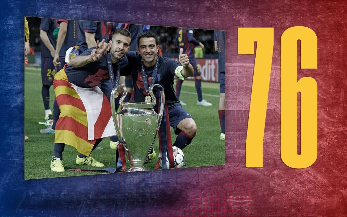 Stat of the Day | 76: Barça players in the European final
