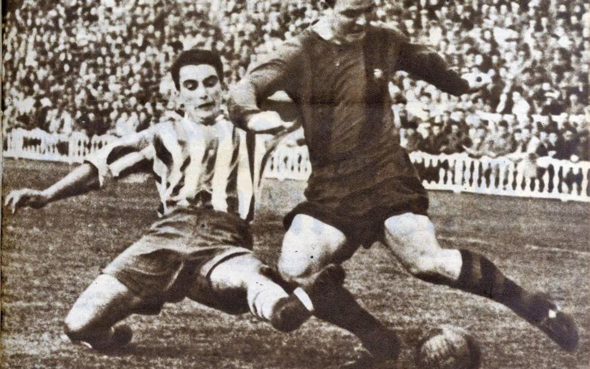 Ngoài vô số khả năng giỏi, Kubala cũng là tay săn bàn dã man khi ghi 7 bàn vào lưới Sporting Gijon (9-0) năm 1952.