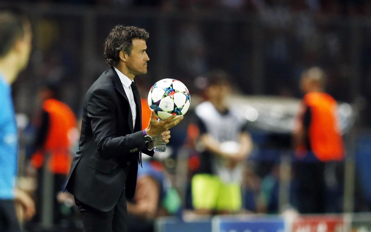 Luis Enrique: '6 June 2015 is an unforgettable date'