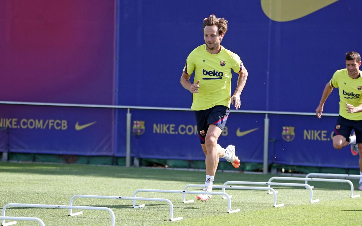 Rakitić: 'We have to give it everything in these two months'