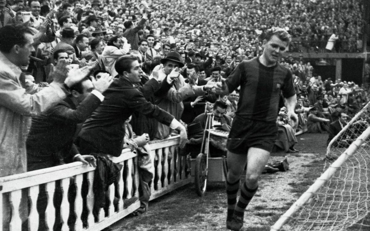 Với sự xuất hiện của Kubala, Barça bước vào kỉ nguyên thành công nhất lịch sử lúc bấy giờ khi giành hết mọi danh hiệu có thể giành được.