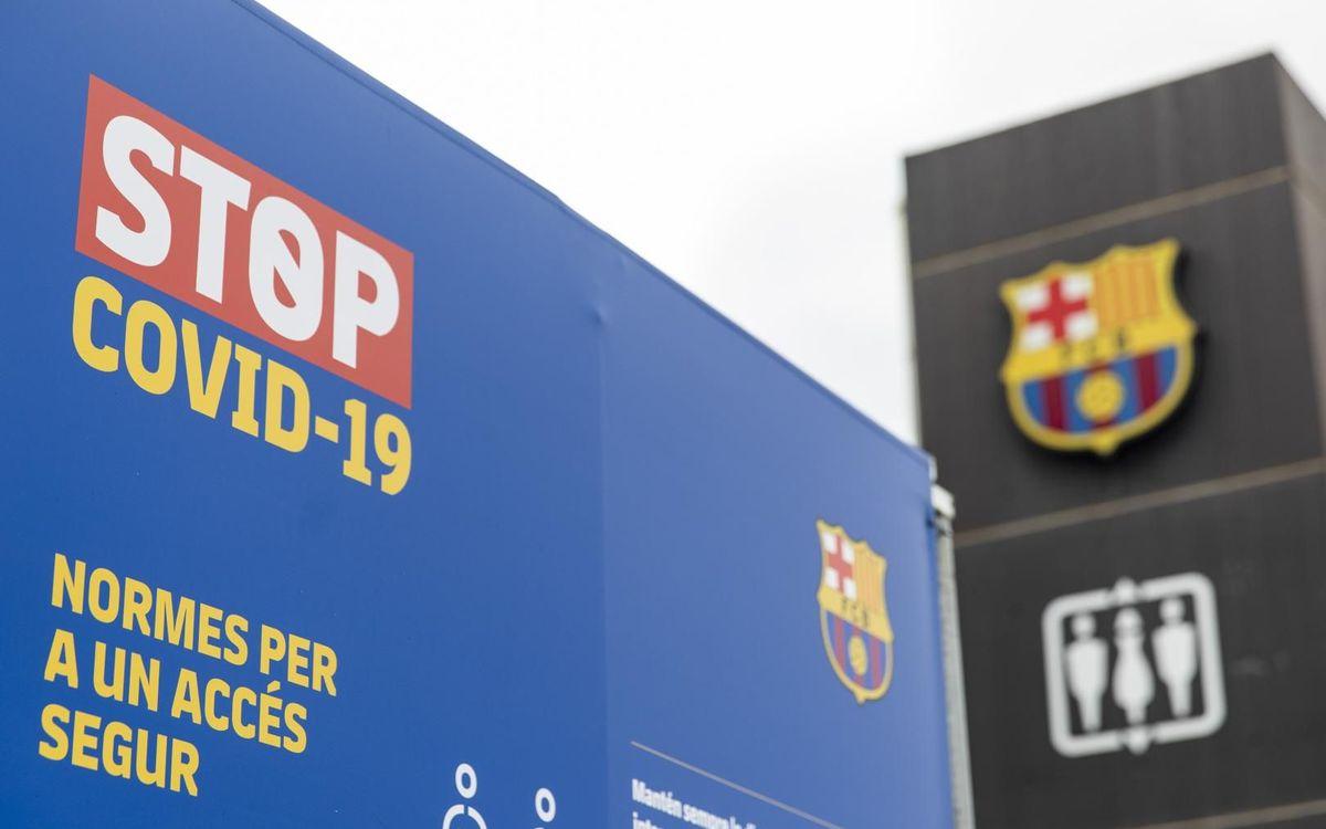 El FC Barcelona torna a obrir les seves instal·lacions als culers i visitants amb totes les mesures de protecció