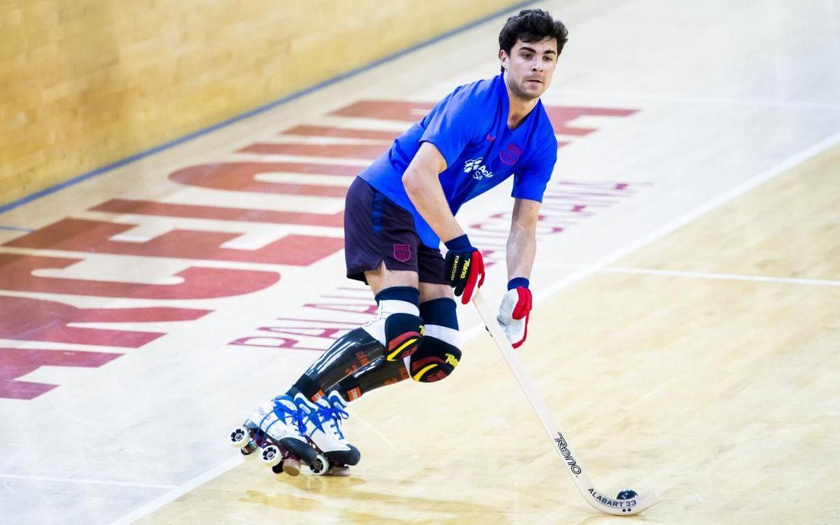 El Barça torna a posar-se els patins!