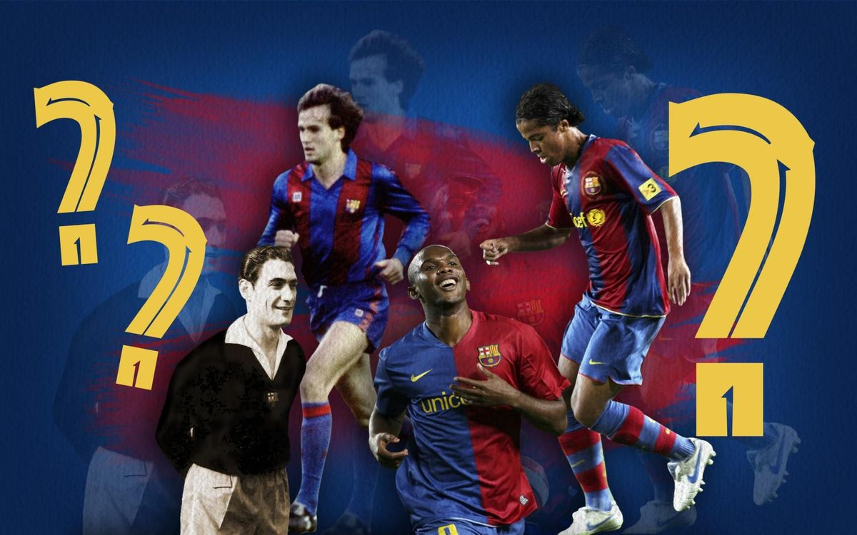 Who has played for Barça and Mallorca?
