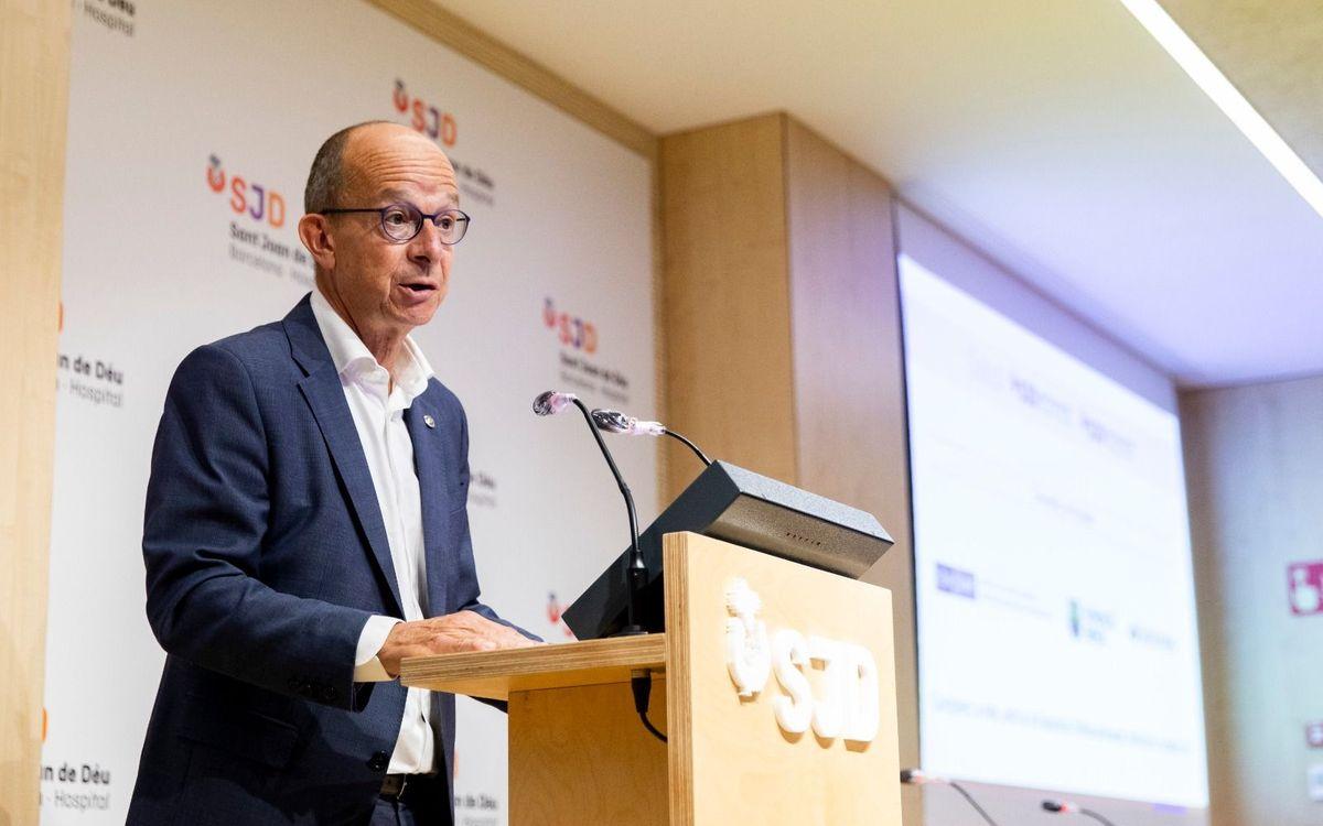 La Fundación Stavros Niarchos y la Fundación Barça apoyan el estudio de investigación Kids Corona del Hospital Sant Joan de Déu