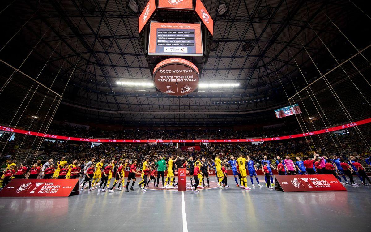El play-off exprés, a Màlaga entre el 23 i el 30 de juny