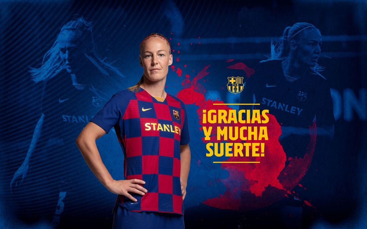 Fin de la etapa de Van der Gragt en el Barça