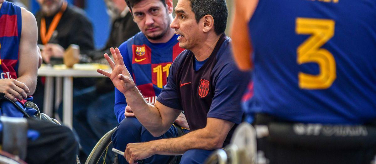 Álex Carrilo seguirá al frente del UNES Barça