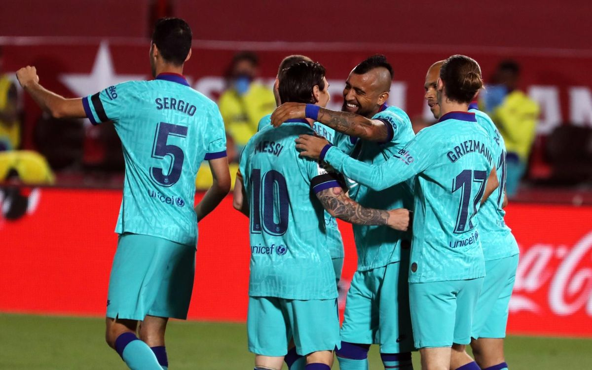 プレビュー:ビジャレアル - FC バルセロナ