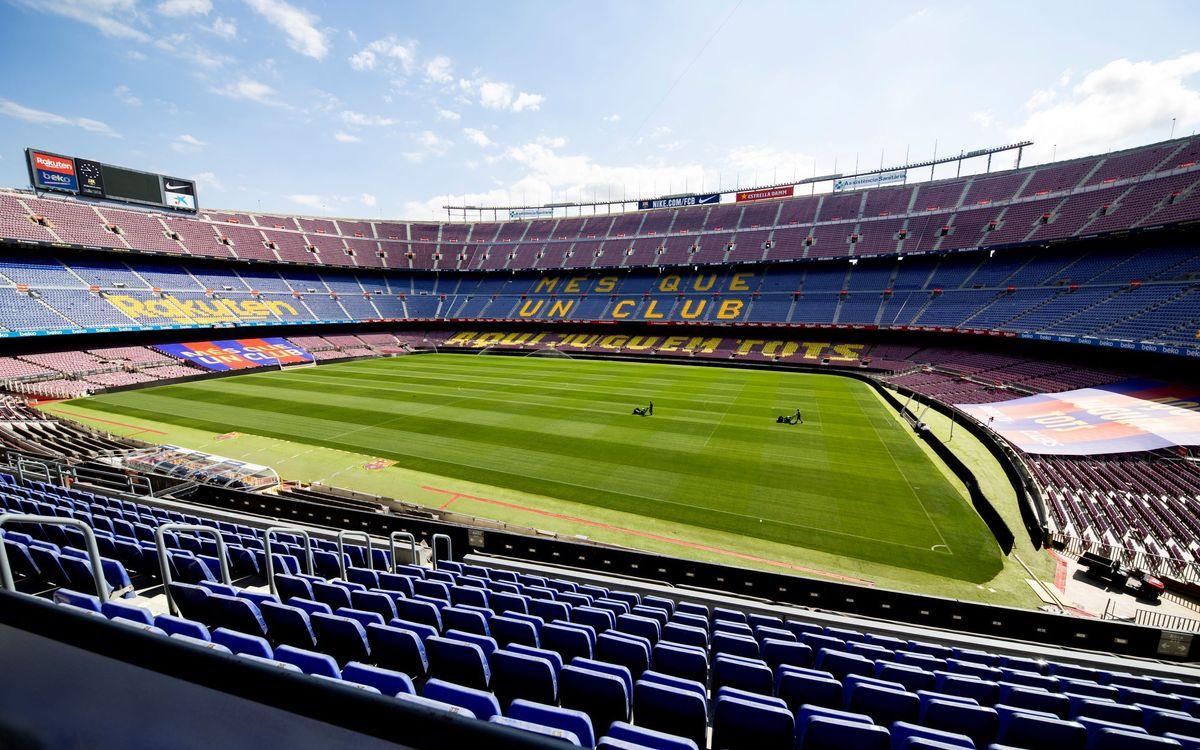 El Camp Nou se incorpora como uno de los escenarios del Cruïlla XXS