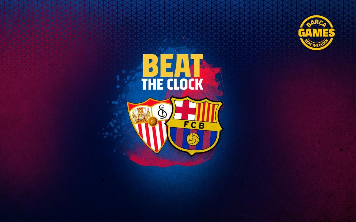 AGAINST THE CLOCK | Name the 15 footballers who have played for Barça and Sevilla in the 21st century