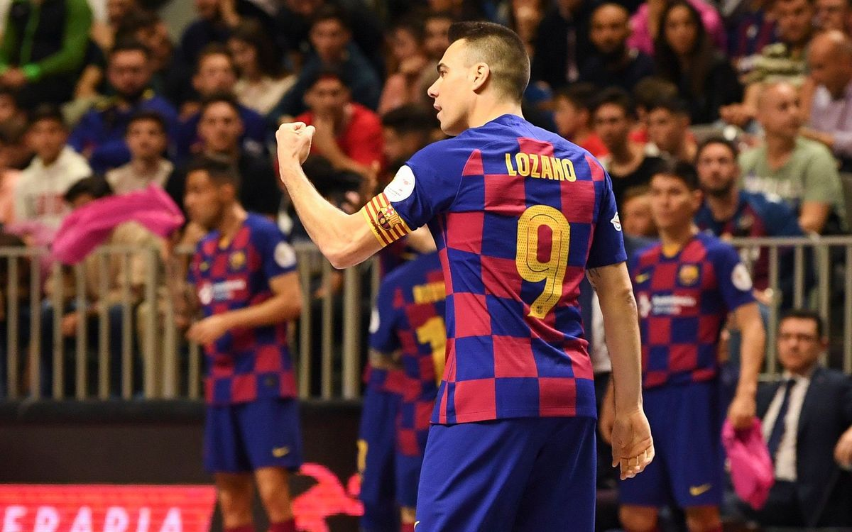 Lozano vol fer història a Màlaga