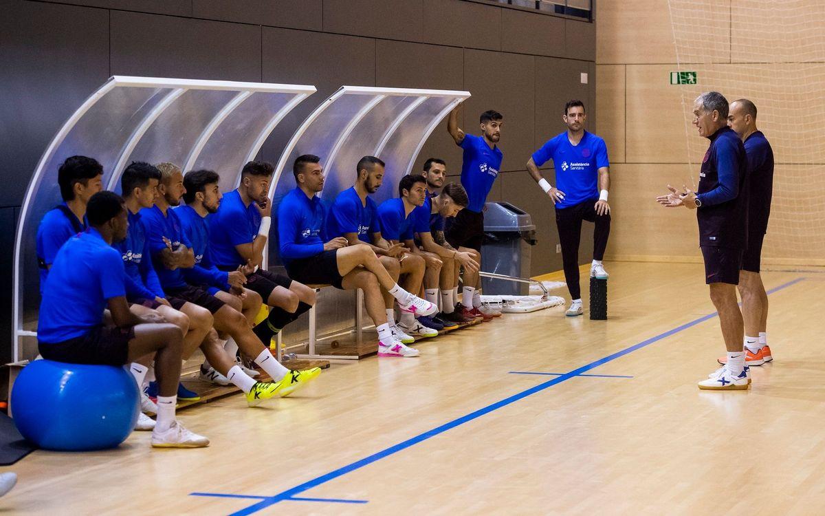 Cap a Màlaga per defensar el títol de Lliga