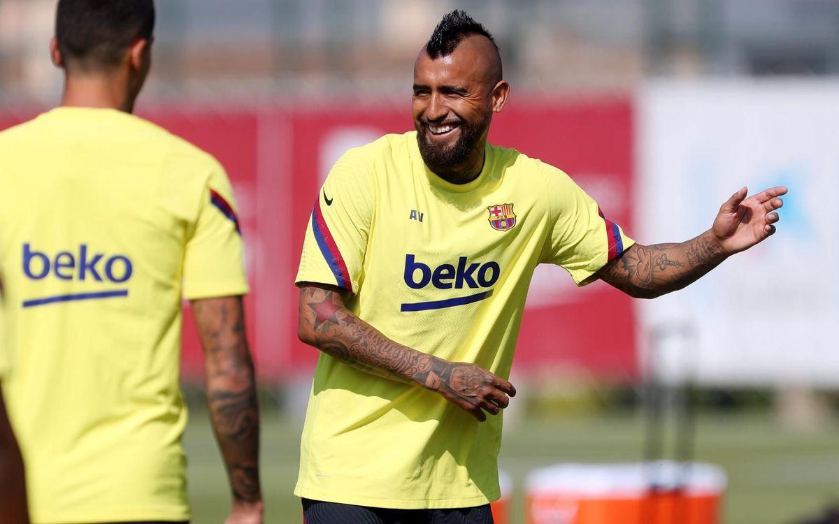 """Arturo Vidal: """"El formato de la Champions me gusta. Quiero ser importante"""""""