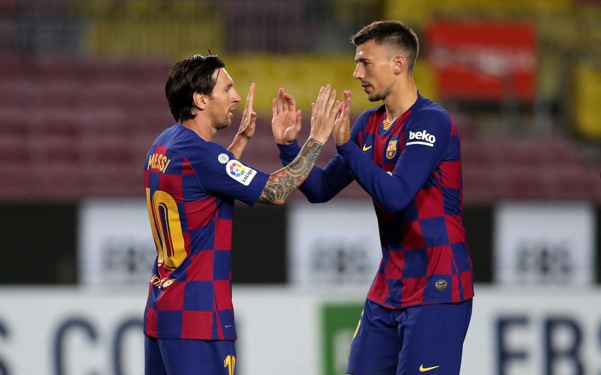 La prèvia del Barça-Athletic Club: Duel d'històrics al Camp Nou